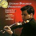 Prokofiev: Concerto No. 2, Violin Sonatas