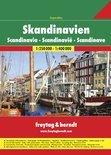 Skandinavien Superatlas