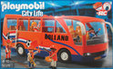Playmobil Supportersbus - 5025