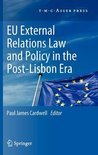EU External Relations - Law and Policy in the Post-Lisbon Era