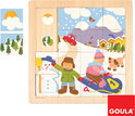 Winterpuzzel Goula