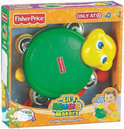 Fisher-Price Lil music maker tambourine schildpad