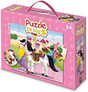 Vloerpuzzel Princesses Giant