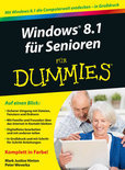Windows 8.1 fur Senioren Fur Dummies