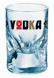 Durobor Wodka Glas - 5cl - Set van 6