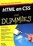HTML en CSS voor Dummies