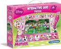 Clementoni Interactieve Quiz Puzzel - Minnie Mouse