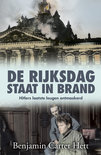 De Rijksdag staat in brand