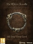 The Elder Scrolls Online - Pre-Paid Card 60 Dagen