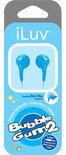 iLuv Bubble Gum Stereo Hoofdtelefoon - Blauw