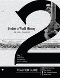 Studies in World History Volume 2 (Teacher Guide)