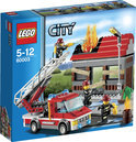 LEGO City Brandalarm - 60003