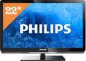 Philips 22PFL3557H - LED TV/Dvd-combo - 22 inch - Full HD