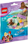 LEGO Friends Zeehondenrots - 41047