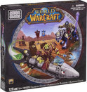 Mega Bloks World of Warcraft Barrens Chase