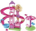 Barbie Puppy Pretpark met pop