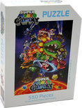 Nintendo Puzzel Mario Galaxy