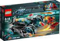 LEGO Agents Infearno interceptie - 70162