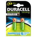 Duracell Oplaadbare Batterijen AA 2400 Mah 2x Pak - Precharged