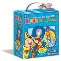 Bumba Edu Baby Puzzel 16 St.