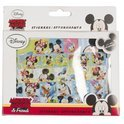 Disney Mickey Mouse stickers set