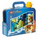 Lego Legends of Chima Lunchset - Blauw