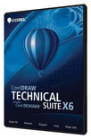 Corel CorelDRAW Technical Suite X6, UPG