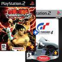 Twinpack Gran Turismo 4 + Tekken 5