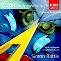 Prokofiev: Symphony no 5, Scythian Suite / Simon Rattle