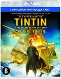 De Avonturen Van Kuifje: Het Geheim Van De Eenhoorn (3D Blu-ray)