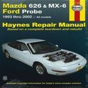 Mazda 626 Automotive Repair Manual