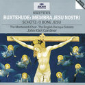 Buxtehude: Membra Jesu Nostri; Schutz: O Bone Jesu