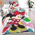 Minnie Mouse dekbedovertrek