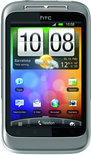 HTC Wildfire S - Zilver - Vodafone prepaid telefoon