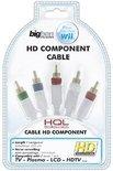 Bigben Component Kabel Wit Wii + Wii U