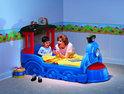 Little Tikes Choo Choo kleuter Bed - Kinderbed
