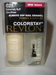 Revlon Nagellak Colorstay Always On Nail Enamel - 025 Extremely Buff