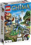 LEGO Spel Legends Of Chima - 50006