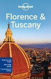 Lonely Planet Regional Guide Florence & Tuscany Dr 7