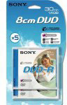 Sony DMR30A - 5 x DVD-R (8cm) - 1.4 GB - storage media