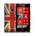 Celly Nokia Lumia 520 Gelskin Case UK Flag