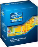 Boxed Intel Core i3-2100  Processor ( 3MB Cache / 3.10 GHz / LGA1155) 2 cores and 4 threads / Intel HD Graphics 2000