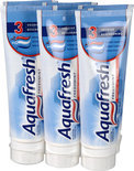 Aquafresh Freshmint  Tandpasta - 6 st - Voordeelverpakking