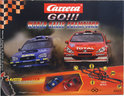 Carrera Go!!! World Rally Championship Race Set