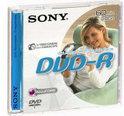 Sony DVD-R 2.8 GB 8 cm 60 min.