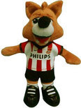 PSV Pluche Mascotte Phoxy 30 Cm