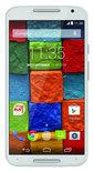 Motorola Moto X - 2de generatie - Wit/Bamboe