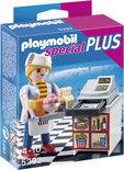 Playmobil Serveerster met Kassa - 5292