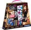 Clementoni Crazy Chic Glitter Tatoeages