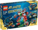 Lego Atlantis: superpack 4in1 (66365)
